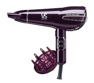 vs sassoon salon dryer