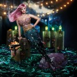 Katy Perry for ghd air – Mermaid