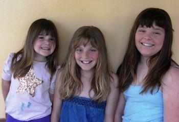 Tracys Girls Before