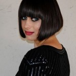 Get the Look: The Dark Classic Bob