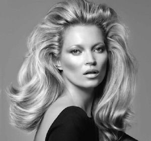 Kate Moss The New Face Of K 233 Rastase Hair Beauty And