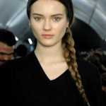 Get the Look: Valentino (PFW) – The Dutch Side Braid
