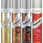 Batiste Dry Shampoo in Light and Blonde