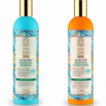 Natura Siberica Oblepikha Shampoo and Conditioner Maximum Volume