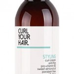 Pure Hair Food Curl Your Hair Anti-frizz Cream