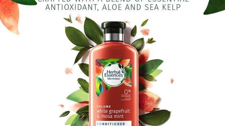 Herbal Essences Bio: Renew Shampoo and Conditioner